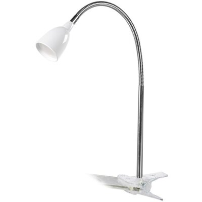Solight LED stolní lampička, 2.5W, 3000K, clip